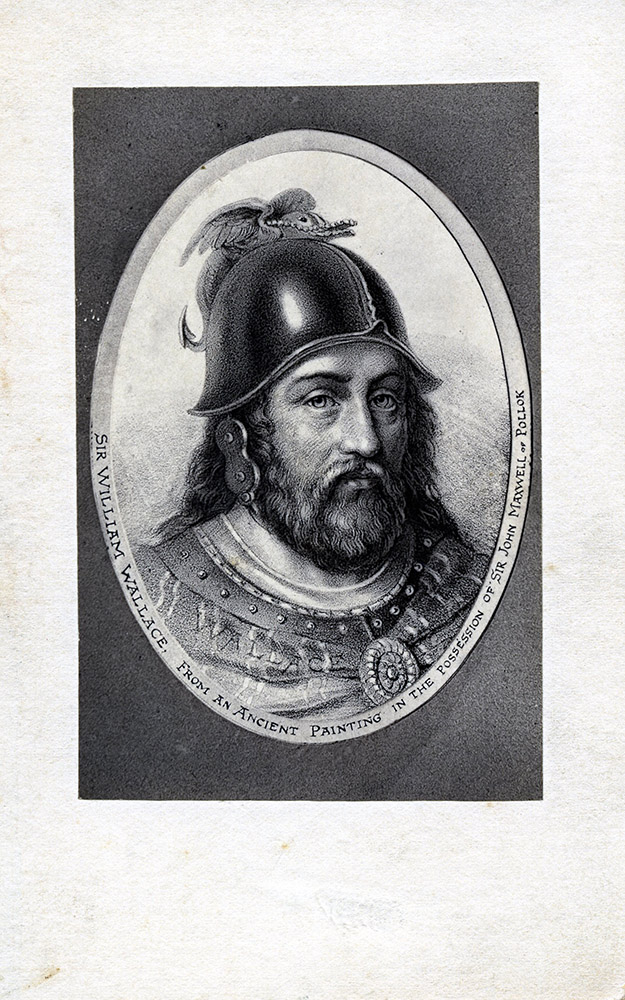 savior of scotland sir william wallace Wallace, sir william the story of wallace poured a scottish prejudice in my thereafter the patriot was for burns 'glorious wallace, the saviour of his.