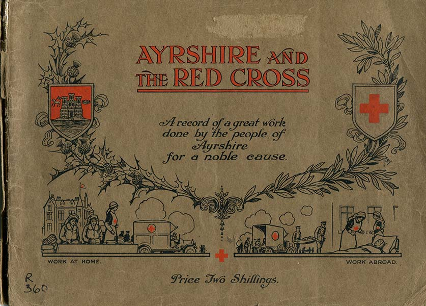 WWI - 1914-1918 - the Ayrshire Experience