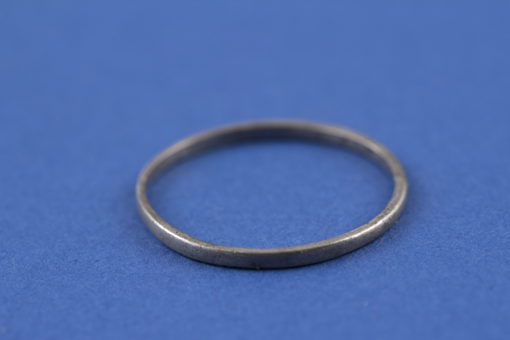 WTAH047a Silver Ring 86.1480