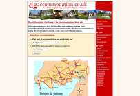Dumfries and Galloway Accomodation Directory
