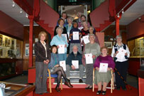 Volunteers? Week 2006 at Dumfries Museum and Camera Obscura
