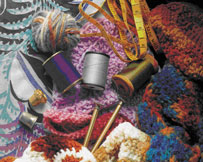 National Knitting Week at Dumfries Museum
